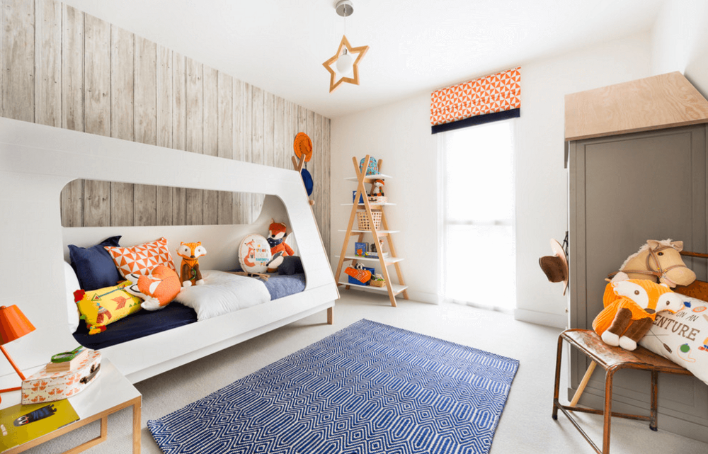 Children S And Kids Room Ideas Designs Inspiration: Children's Room Ideas,how To Create A Contemporary Bedroom