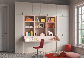 wardrobe storage, Nidi, kids room