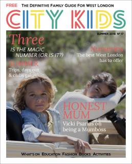 City Kids Magazine - Summer 2018