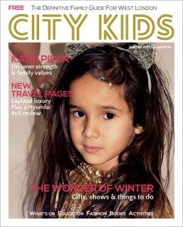 City Kids Magazine - Winter 2017