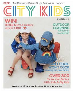 City Kids Magazine - Spring 2018